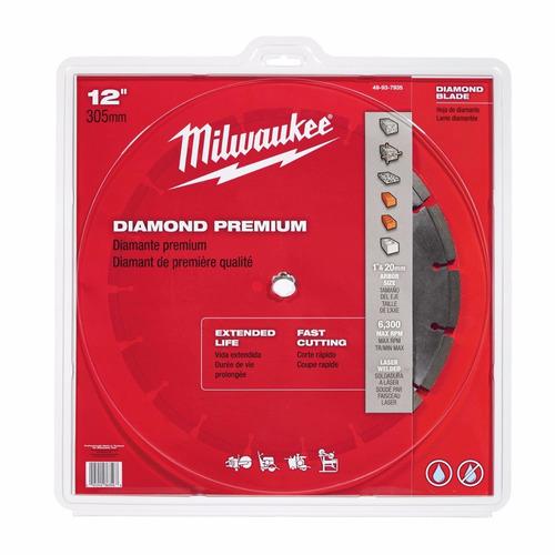 milwaukeee hoja de sierra segmentada 12 mod:49-93-7935
