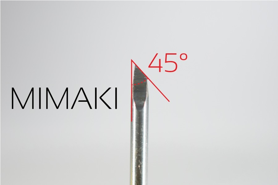 Mimaki Navaja 45 Grados Plotter De Corte 100 00 En