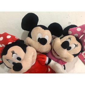 Mimi Mouse Y Mickey Mouse Peluches Originales Nuevo Up1