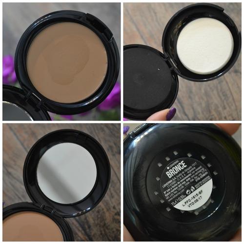 mimika cream powder base compacta lidherma