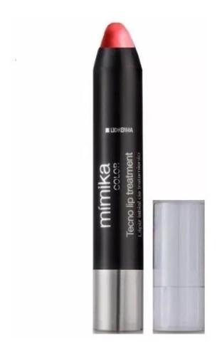 mimika tecno lip treatment labiales lidherma