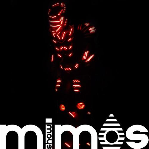 mimos /robot let/ zanqueros tradicionales/ barra movil