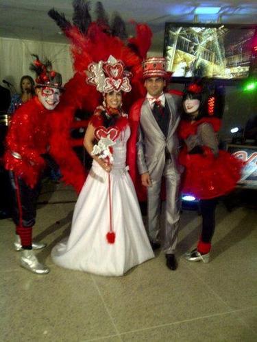 mimos show para eventos