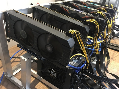 minador ethereum bitcoin  gtx1070 tarjetas de video 1200w