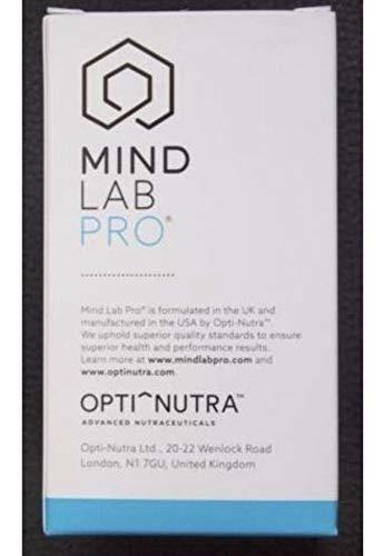 mind lab pro - brainpower - claridad de enfoque de memoria m