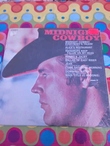 minding cowboy lp  importado u.s.a.