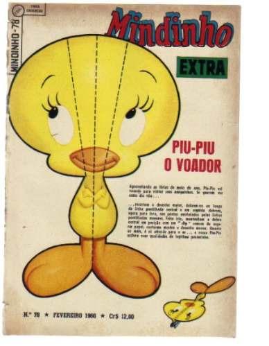 mindinho extra no 78 fevereiro de 1960 - ebal perna longa
