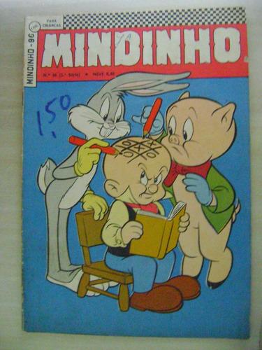 mindinho nº96 setembro de 1968 ebal