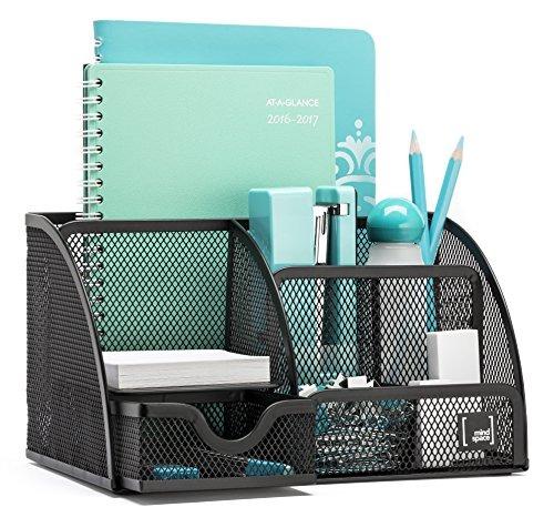 Mindspace oficina organizador de escritorio con 6 compart en mercado libre - Organizadores escritorio ...