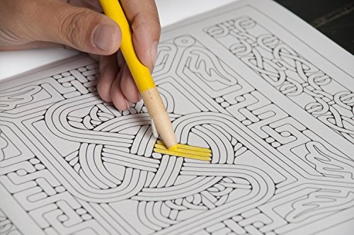 Mindware celta Mosaico Libro Para Colorear 23 diseños Ú - $ 1,262.00 ...