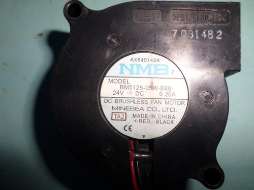 mine cooler nmb mdl-bm512-05w-b40 24v .dc /020a
