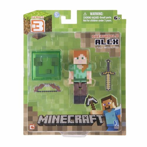 minecraft - alex- tienda jesús maria