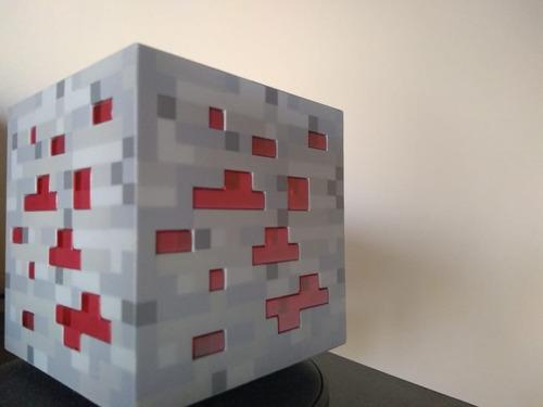 minecraft bloque de redstone