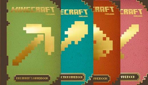 Minecraft Coleccion 4 Libros Tapa Dura - Novedad - $ 4.800
