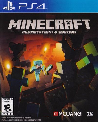 minecraft edicion playstation 4 ps4