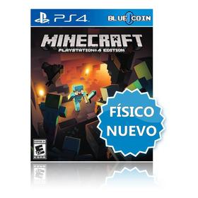 Minecraft Edicion Ps4 Fisico Sellado * Local Balvanera