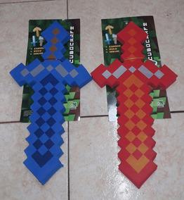Espada De Diamante Minecraft Llavero En Mercado Libre Argentina