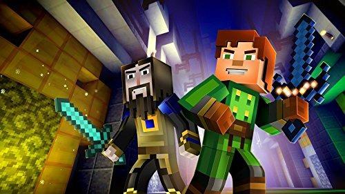 minecraft: historia modo-la aventura completa - wii u