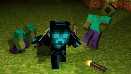 minecraft juego ps3
