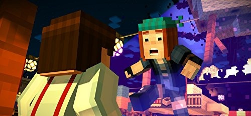 minecraft modo historia - temporada disco - playstation 4