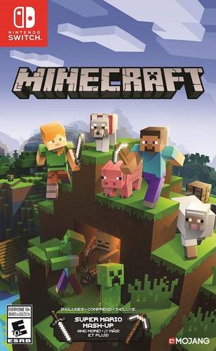 minecraft nintendo switch edition [digital]