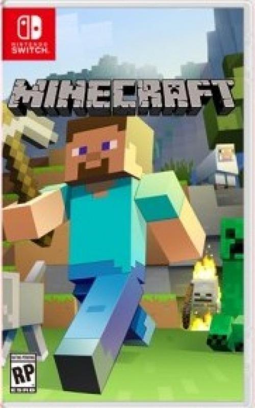 Minecraft Para Nintendo Switch 18 000 En Mercado Libre