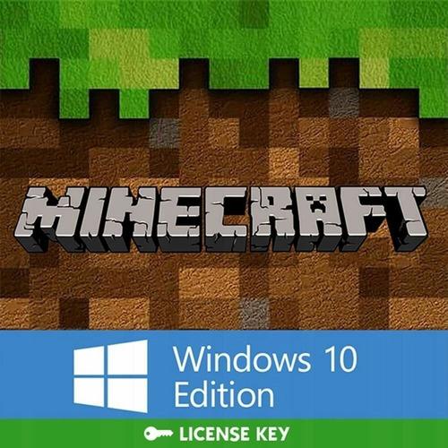 minecraft para windows 10 original