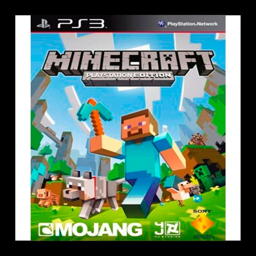 minecraft playstation 3 ps3 acreditacion inmediata oxxo