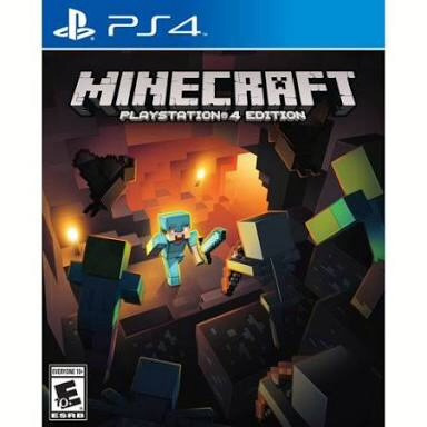 minecraft . playstation 4 . nuevo y sellado.