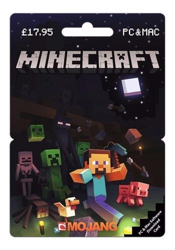 minecraft premium original para pc oferta de lanzamiento!