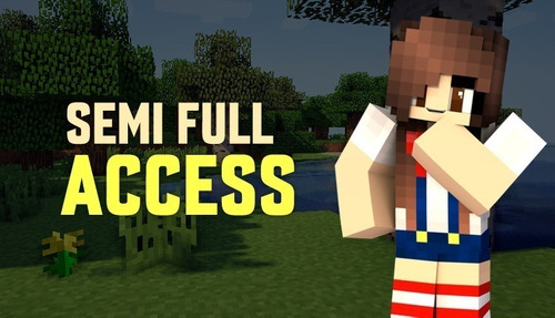 minecraft premium | semi full access | pc