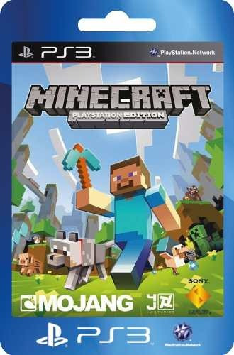 minecraft ps3 completo original disponible entrega inmediata
