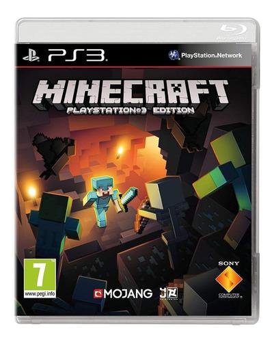 minecraft ps3 edition nuevo  (en d3 gamers)
