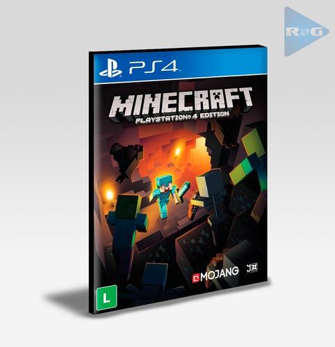 minecraft | ps4 2 | português