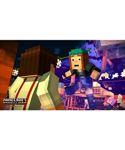 minecraft: story mode: la aventura completa: xbox 360