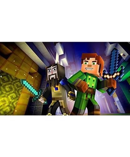 minecraft: story mode: la aventura completa: xbox one