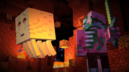 minecraft story mode para ps4 ¡sólo en gamers!