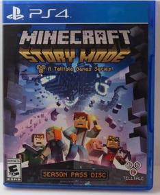 Minecraft Mods Ps4 - Games, Usado no Mercado Livre Brasil