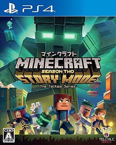 minecraft story mode season two sony ps4 playstation 4 japan