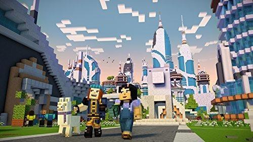 minecraft: story mode - temporada 2 - xbox 360 edición están