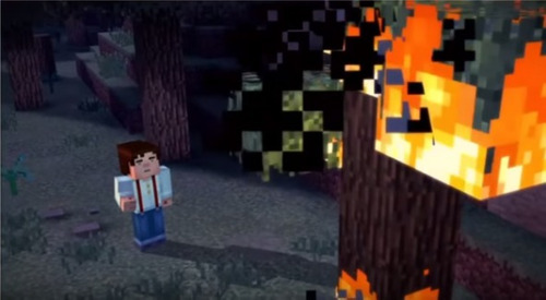 minecraft story mode the comple adventure para playstation 4