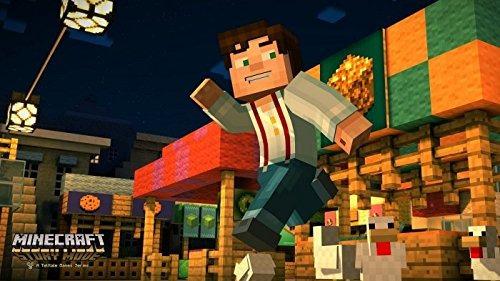 minecraft: story mode- the complete adventure - wii u
