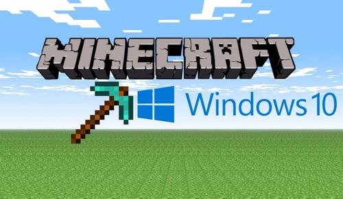 minecraft windows 10 edition pc entrega inmediata