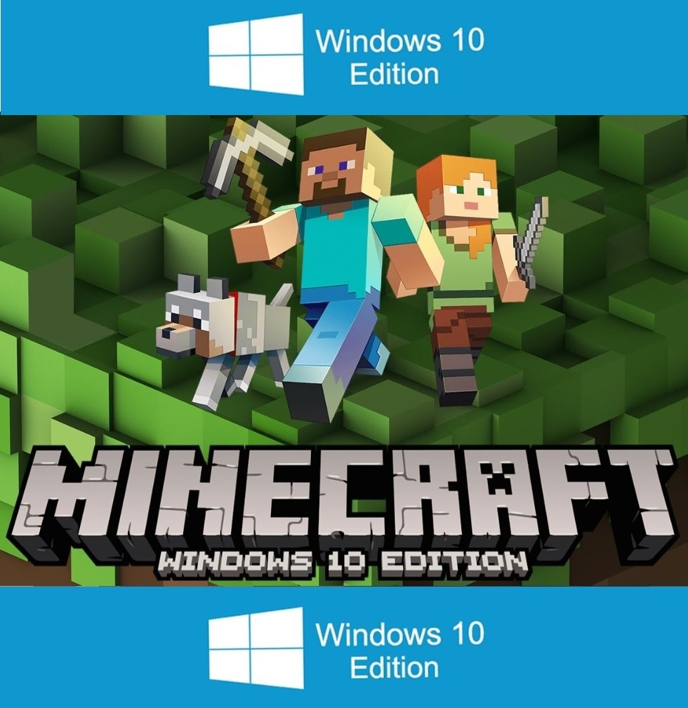 Minecraft windows10 codigo juego full original regalos for Pc in regalo gratis