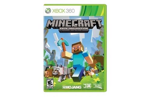 minecraft xbox  360 edition - xbox 360