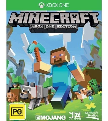 minecraft xbox one edition xbox one (sellado) envios gratis