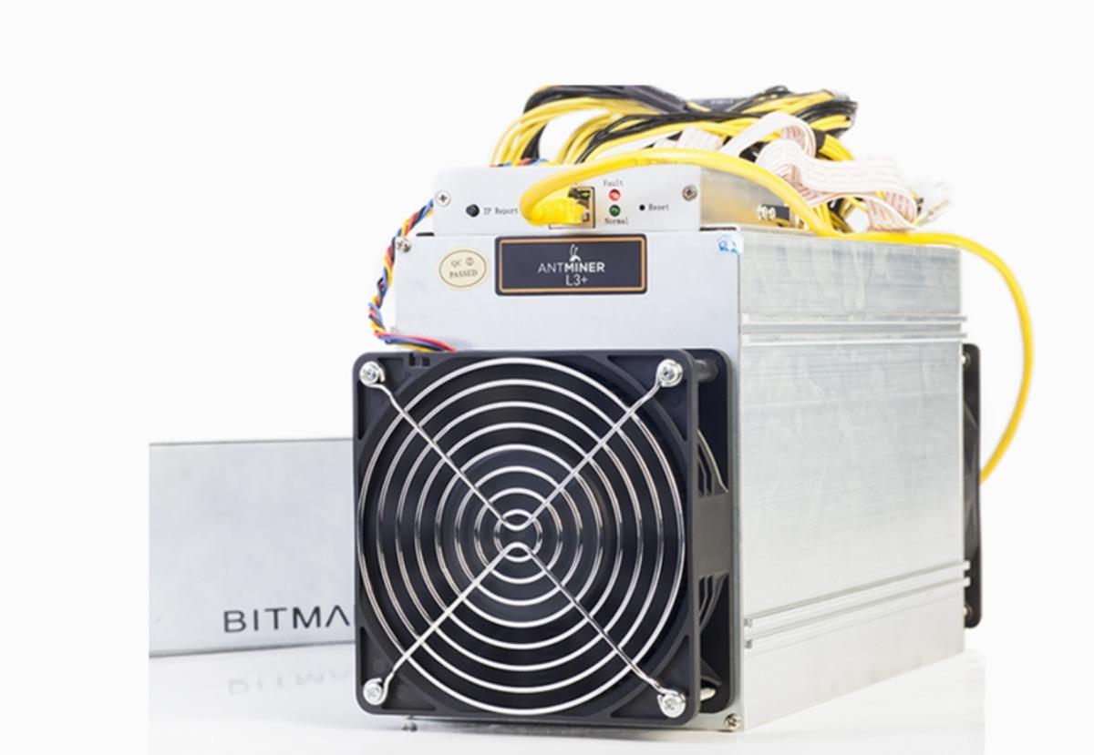 korea bitcoin miner