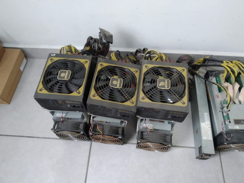 mineradora de bitcoin s7 varias