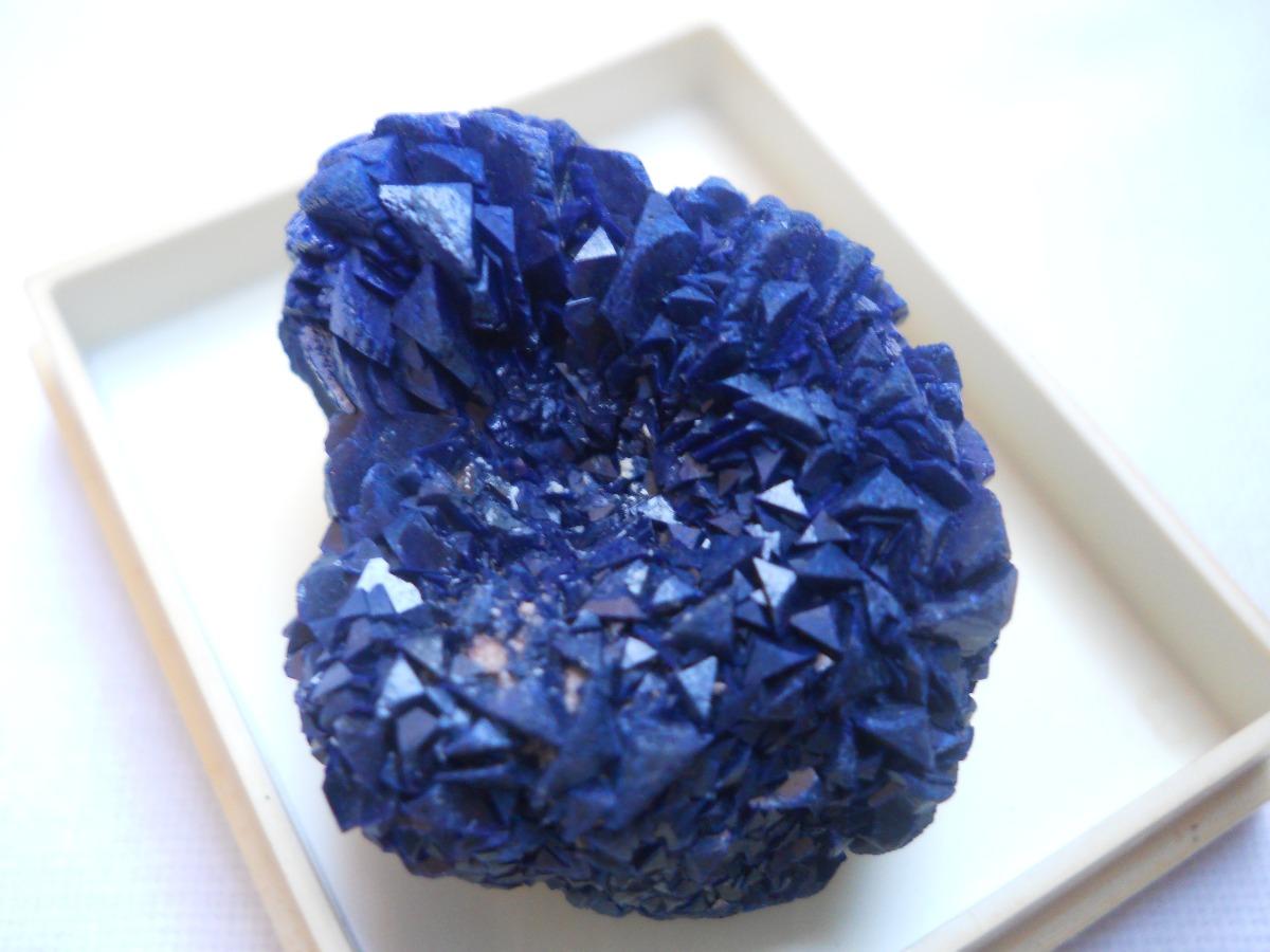 Piedra de Azurita