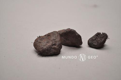 mineral piedra imán o magnetita méxico